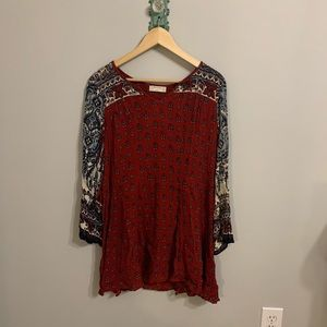 Altar's State Boho Mini Dress / Small